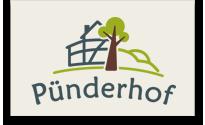 Pünderhof Logo